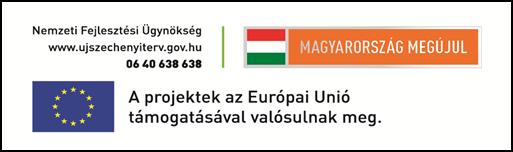 önkéntes logo fekvő