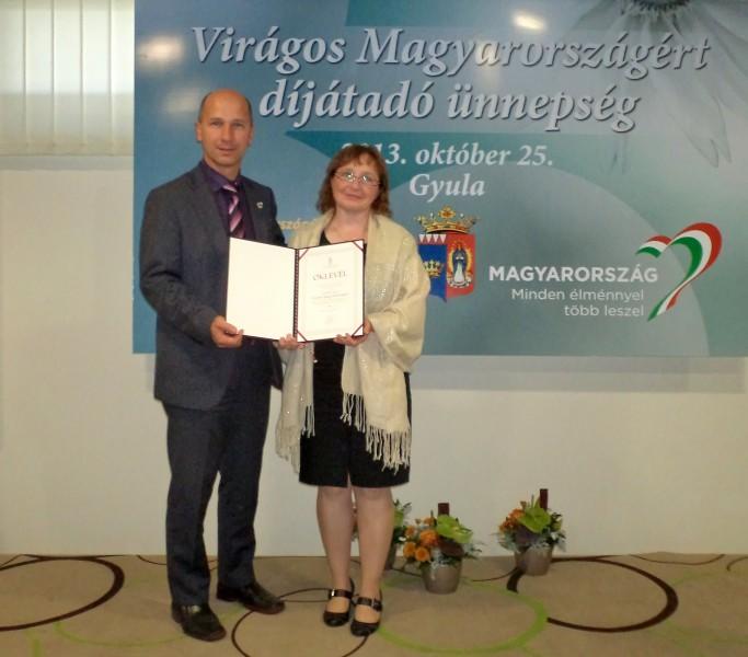 Virágos Magyarországért